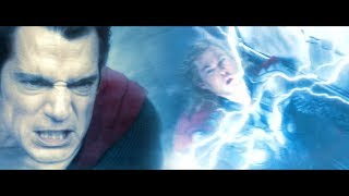 Justice League vs The Avengers - Theatrical Trailer