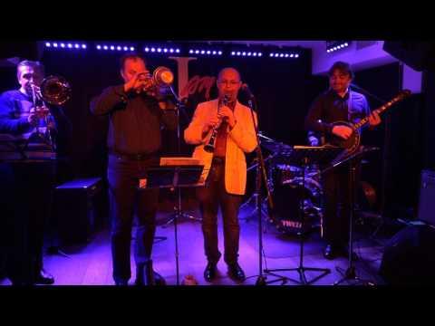 Moscow Trad Jazz Band - JAM Club. Джаз-клуб Андрея Макаревича - 1 отделение 09.02.2017.