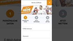 Wetten.com mobile App für Android & iPhone