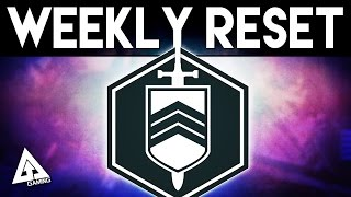 Destiny Weekly Reset - IRON BANNER! Nightfall & More | 29th March