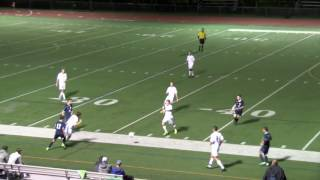Acton Boxborough Varsity Boys Soccer vs Peabody 9/13/14