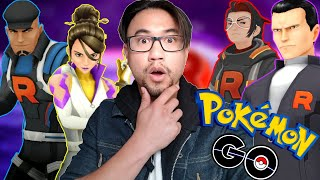 [5 TIPS] TEAM GO ROCKET LOOMING IN THE SHADOWS QUEST! POKEMON GO (2019)
