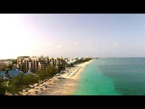 Grand Cayman 7 mile shot by DJI Drone