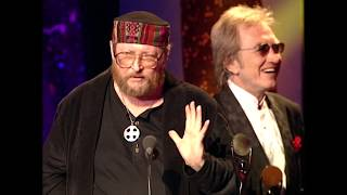 Buffalo Springfield Acceptance Speech at the 1997 Rock & Roll Hall of Fame Induction Ceremony