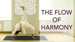 The Yogic Flow of Harmony – Feel Rejuvenated and Blissful | Follow Along
