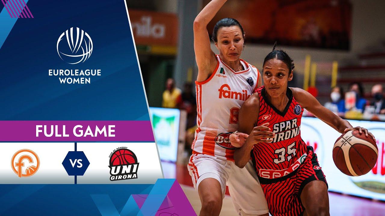 Beretta Famila Schio v Spar Girona | Full Game - EuroLeague Women 2021-22