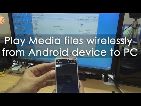 Control Music / Videos Playback on PC via your Android Smartphone
