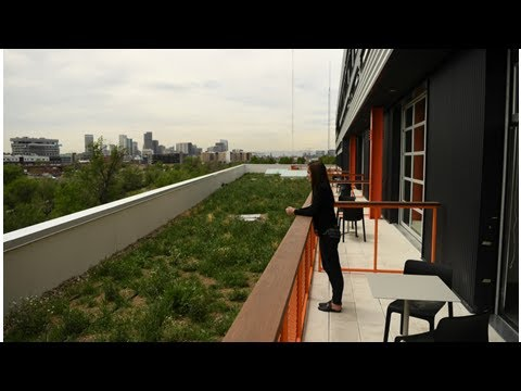 Denver's green roof initiative may face big changes that provide less-costly options — but its lead