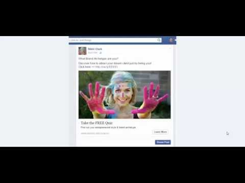 How to get your clients attention on facebook
