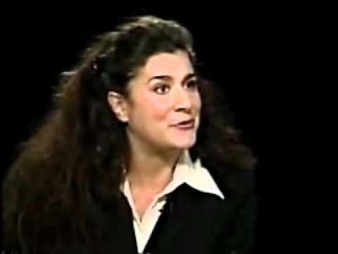 Cecilia Bartoli: Salieri Album Interview (2004)