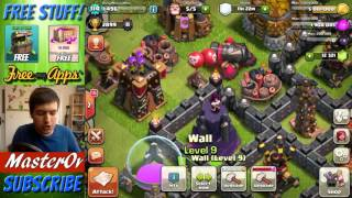 Clash Of Clans 500,000 SPECIAL GEMMING SPREE! 500K Subscribers Clash Of Clans Gem Video!