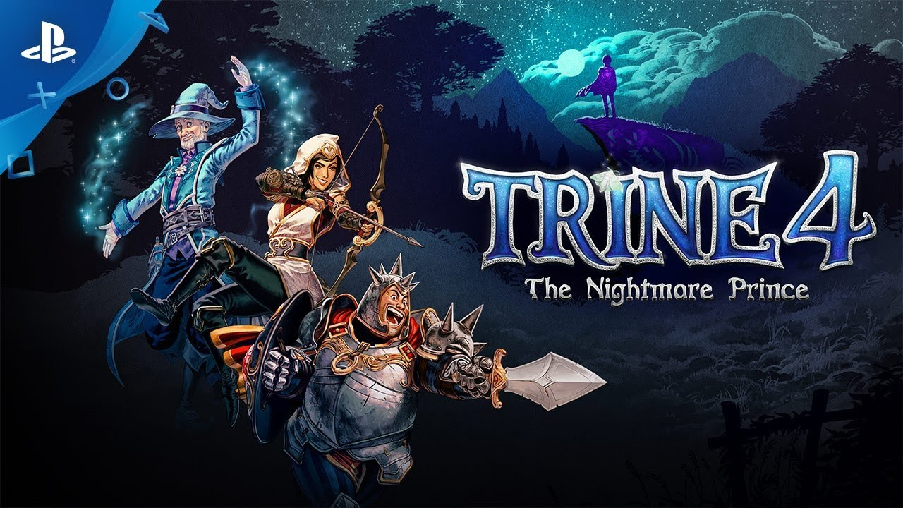 Trine 4: The Nightmare Prince - Announcement Trailer | PS4