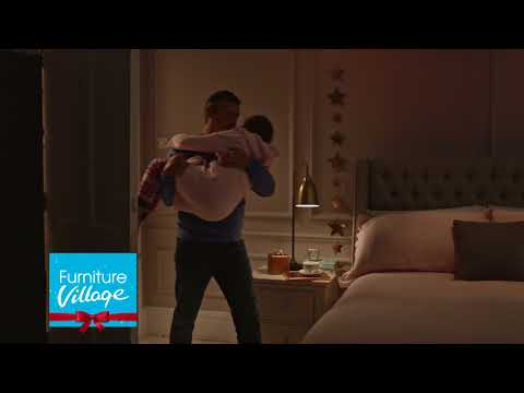 Furniture Village Christmas - Living, Dining & Sleeping Advert 2017