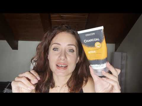 Beauty Pills: Deep Cleansing Scrub Charcoal Creightons