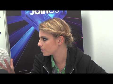 ESCKAZ in Copenhagen: Interview with Emma Marrone (Italy)