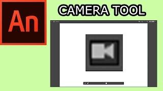 Utilizando la Herramienta de Cámara en Adobe Animate CC