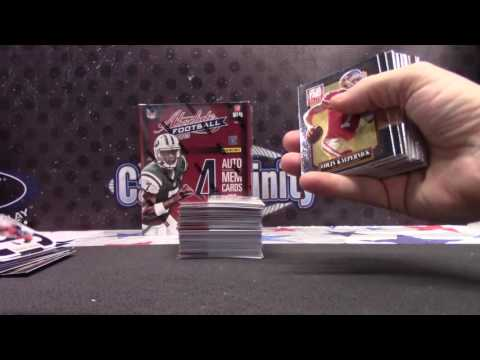 Martin's 2013 Elite Football Box Break