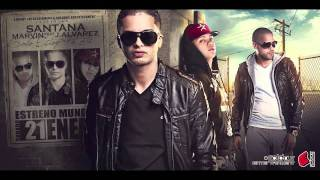 Santana Feat J Alvarez & Marvin - Solo Estoy Pa' Ti