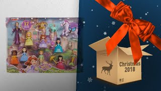 Perfect Sofia The First Toys Kids Gift Ideas / Countdown To Christmas 2018 | Christmas Gift Guide