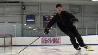 Sully's Hockey Instruction - Agility Training   Powered B Easton Hockey