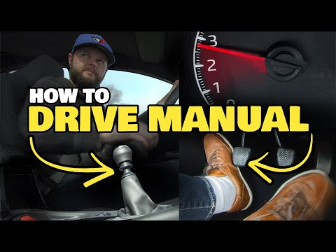 How to Drive a Manual Transmission in 1 minute + Detailed Tips \u0026 Fails