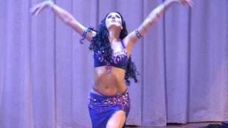 Aida - russian bellydancer (Ana Bastanak)