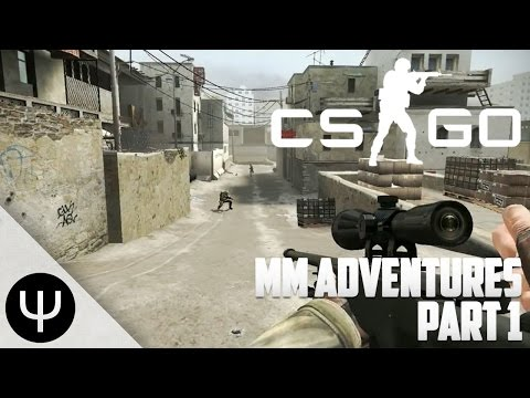 CS:GO: Matchmaking Adventures — Part 1 — Globally Offensive!