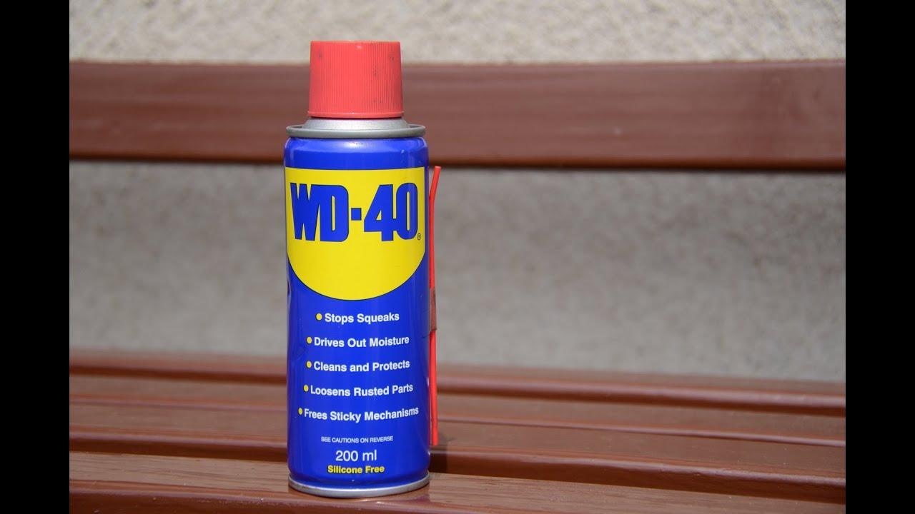 46 необычных способа использования геля WD-40