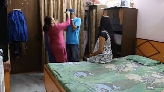Pregnant Girlfriend Prank on Mom gone wrong Pranks in india