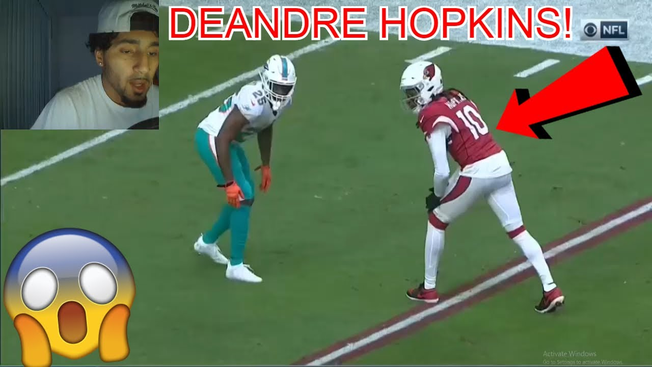 Download DeAndre Hopkins vs Xavien Howard Highlights! INTENSE MATCHUP! 2020 **REACTION**
