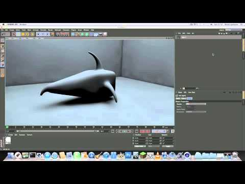 CINEMA 4D R13 – basic and advanced lighting