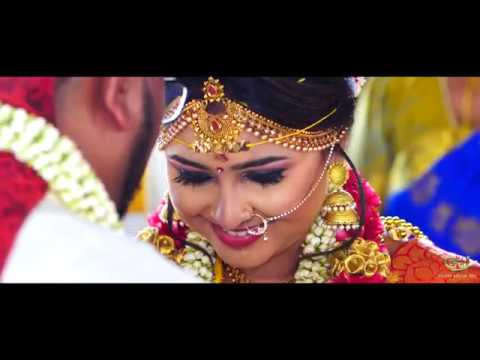 Malaysian Indian Wedding Highlight Of Jegan & Ananthi  By Golden Dreams GDU