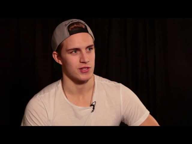 2013 NHL Draft - #14 Pick Overall - Alexander Wennberg - Columbus ...