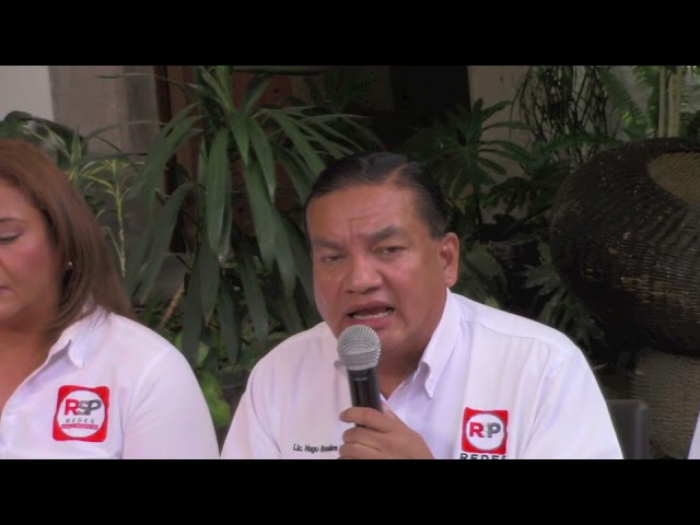 Los ineptos de Morena no saben gobernar; Hugo Rosales Badillo
