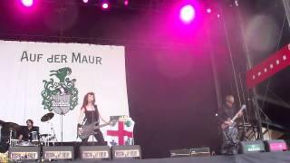 Melissa Auf Der Maur - 22 Below (live at Highfield 2010)