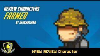 DAZW REVIEW Character ไทย : Farmer 🎮