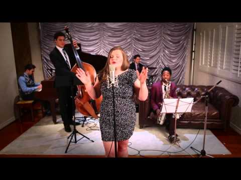 Thinking Out Loud - Vintage Swing Ed Sheeran Cover ft. Holly Campbell-Smith (#PMJsearch Winner!)