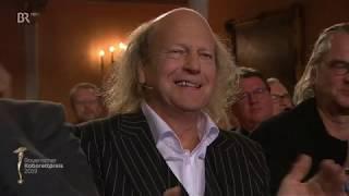 Arnulf Rating erhält Bayerischen Kabarettpreis 2019