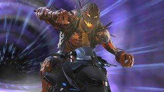Injustice 2 - Scarecrow Performs All Bat Family / Gotham Villians Super Move Swap (PC MOD)