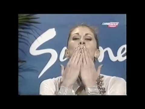 Eva Serrano (FRA). Final Individual. Cinta. Sydney 2000