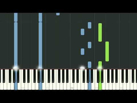 Beethoven's Moonlight Sonata, for B-flat Clarinet & Piano - synthesia