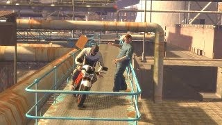GTA 4 - AMAZING Bike Stunts 7