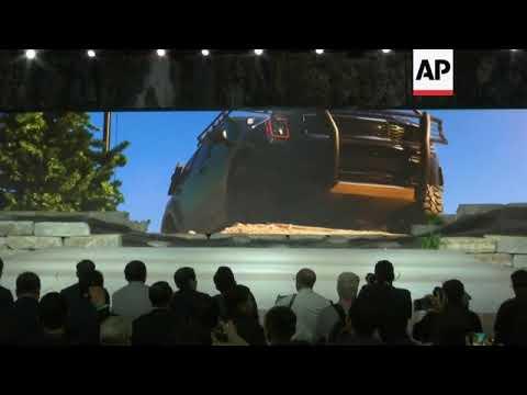 Kia Unveils Biggest SUV Yet
