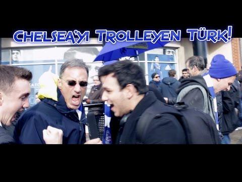 Chelsea'yi Trolleyen Türk! 😂