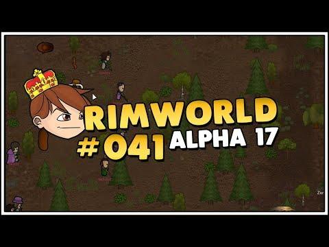 Let's Play Rimworld Alpha 17 Season 2 - Immernoch schlechte Defence #041 [Let's Play/Deutsch/1440p]