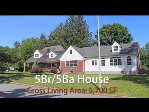 House for Sale - 5BR/5BA - 494 paxon hollow Rd Broomall PA 19008