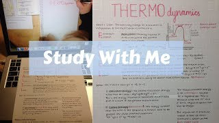 Study With Me Tuesday After School || Productive Session