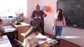 Արցախի դպրոցներում ուսուցչի մոտ 500 թափուր աշխատատեղ կա