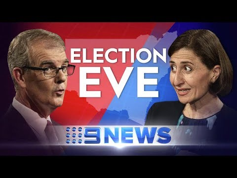 Final push for votes on last day of campaign | Nine News Australia