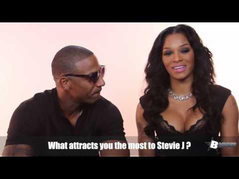 Love And Hip Hop Atlanta's Joseline & Stevie J Exclusive - pt 1